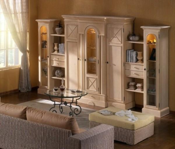 Wohnzimmerschrank Wohnwand Allegro 350 Cm Breit