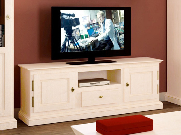 Tv Lowboard Fernsehschrank Tv Schrank Grande Pinie Massiv Lipizano