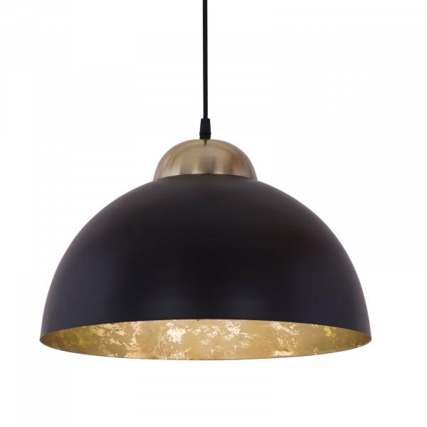 Hängelampe Metall Deckenlampe Hängeleuchte Pendelleuchte Esstisch Globe Vintage Stil