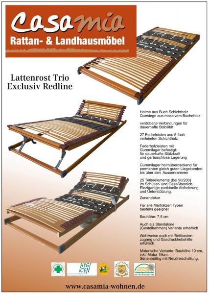 Lattenrost Trio Exclusiv Starr Länge 200