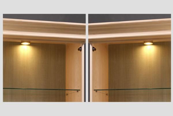 LED-Beleuchtung 2er Set 4 Watt