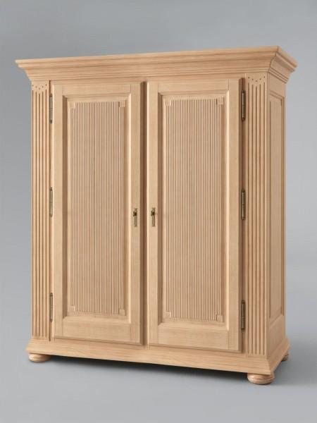 Dielenschrank Garderoben Schrank Vertiko Casapino 2 Holztüren Pinie massiv
