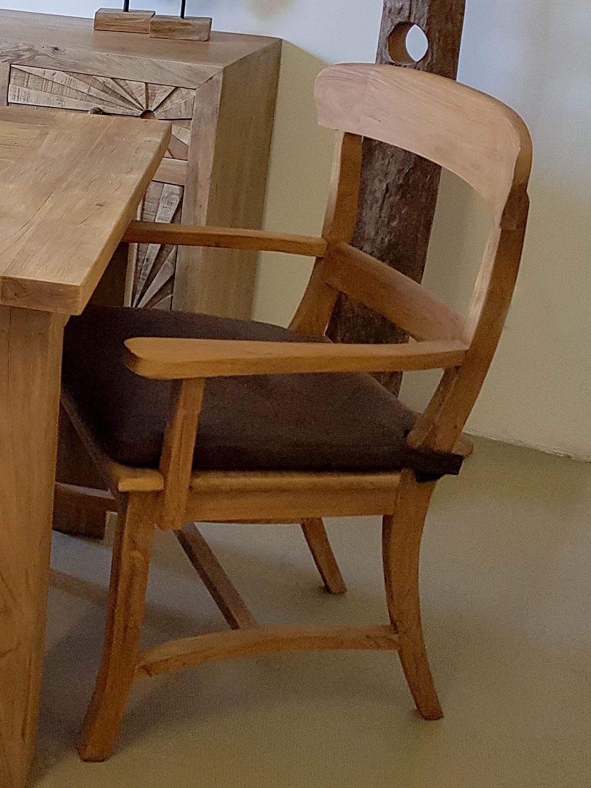 Esszimmer Stühle SET Mit Armlehnen Tanja 2 Stück Mit