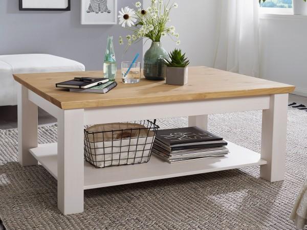 Couchtisch Wohnzimmer-Tisch Rechteckig 110 X 75 Cm Milan
