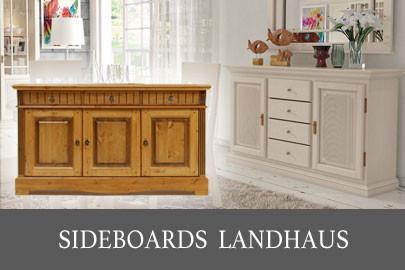 Landhausmöbel Aus Massivholz Für Alle Wohnbereiche Weiß Und