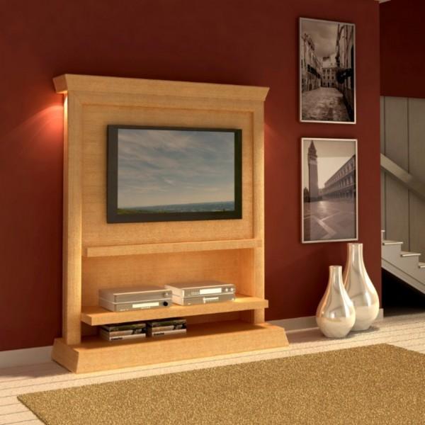 Flachbild-TV-Wandboard Quadro