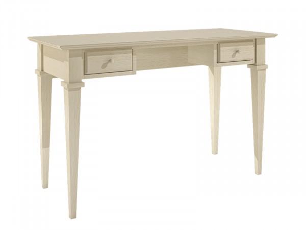 Schreibtisch Arbeitstisch Duett B 120 H 75 cm 2 Schubladen Pinie massiv