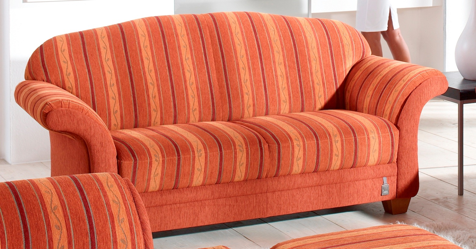 2 5 Sitzer Sofa Wallis