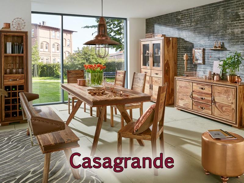 Casagrande Aus Massivem Sheeshamholz Handgearbeitet Von Casamia