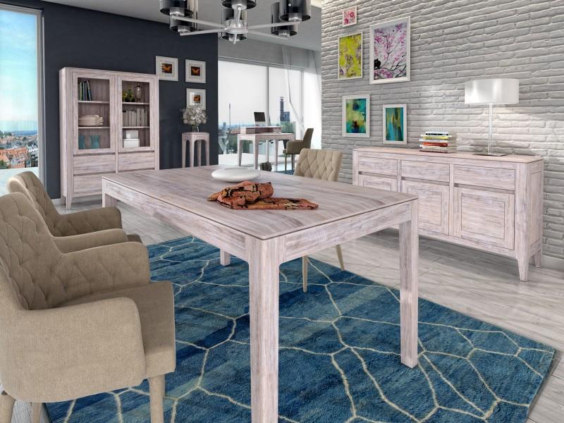 Moderne Esszimmer aus massivem Holz bei Casamia bestellen ...