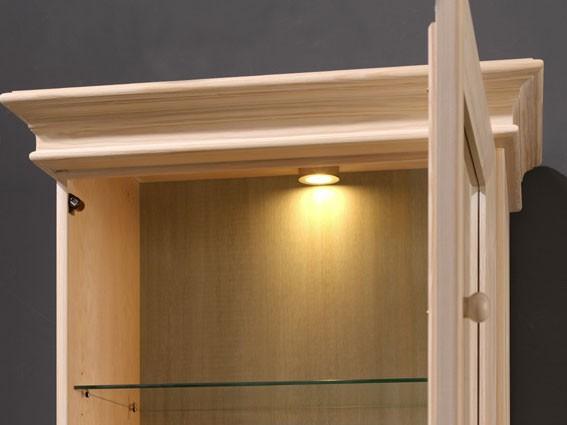 LED Einbaustrahler 1er Set LED-Beleuchtung Möbelleuchte Möbeleinbauleuchten Einbaulampen