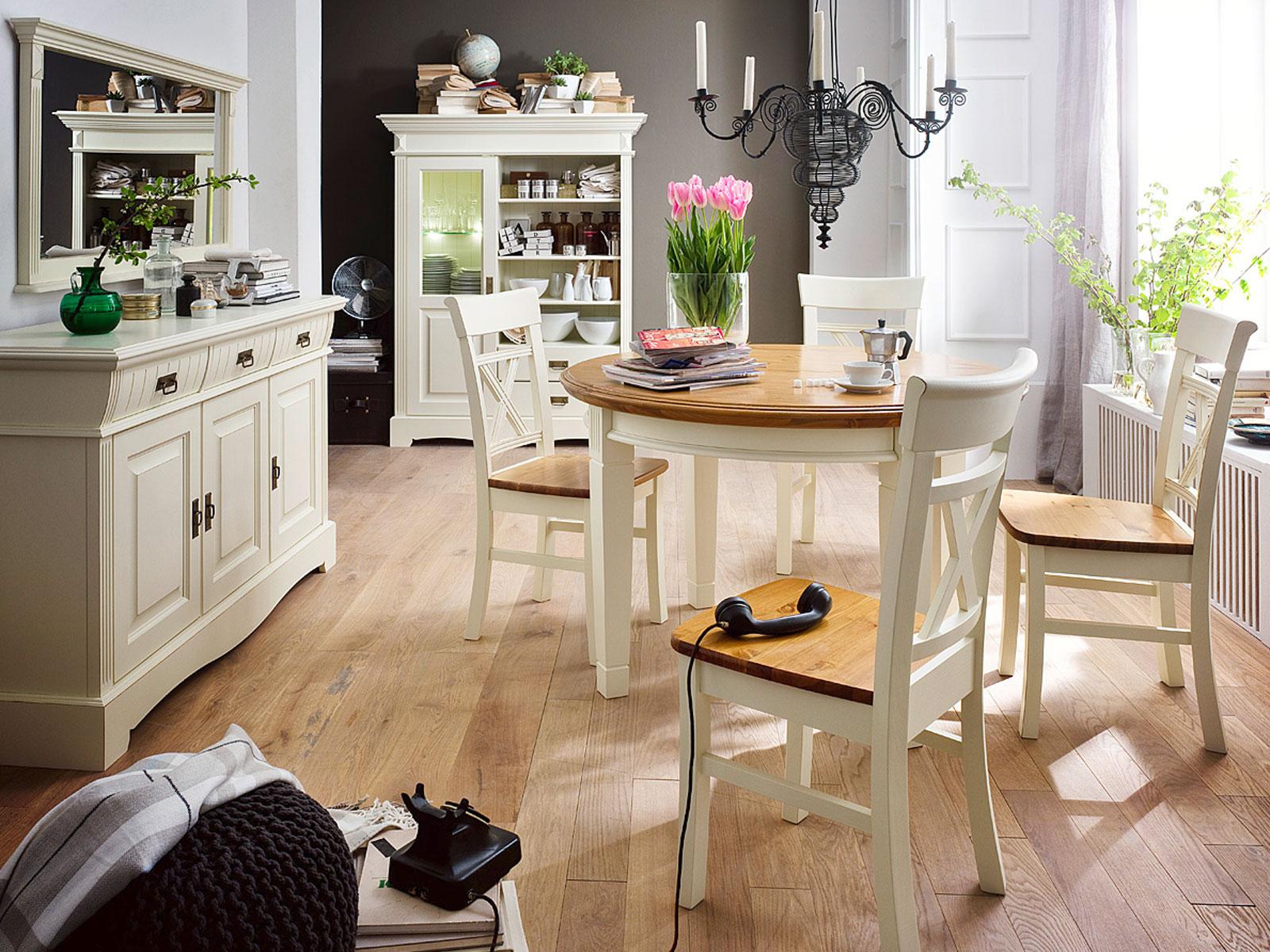 Armlehner Stuhl Padua Mit Holzsitzfläche Aus Pinie Nordica Massiv