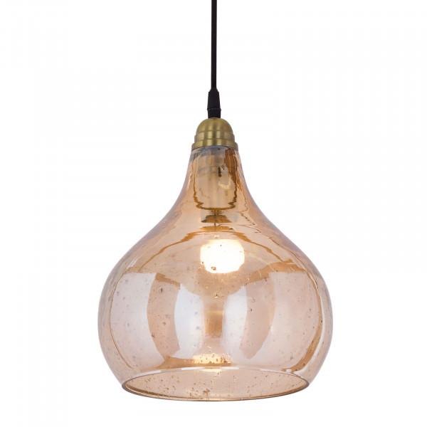 Hängeleuchte Pendelleuchte Deckenlampe Glas Esstisch Deckenleuchte Tropfen Form mundgeblasen