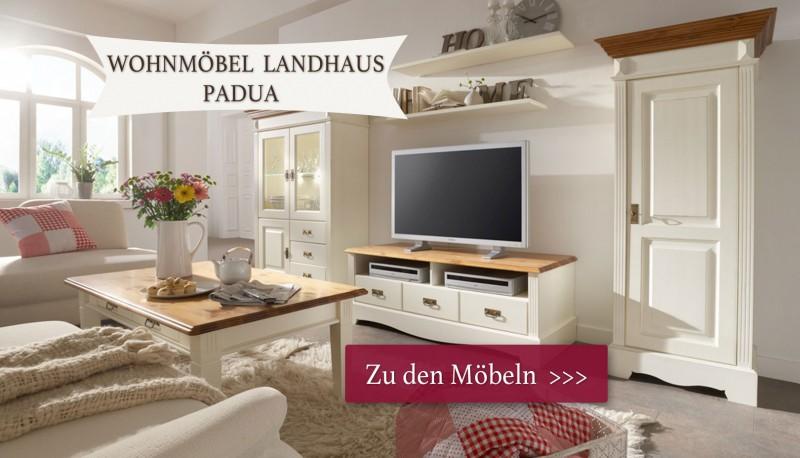 wohnzimmer mobel landhaus padua