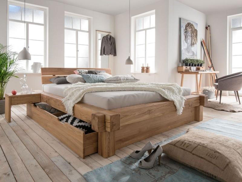 Moderne Schlafzimmer Mobel Aus Massivholz Betten Kleiderschranke