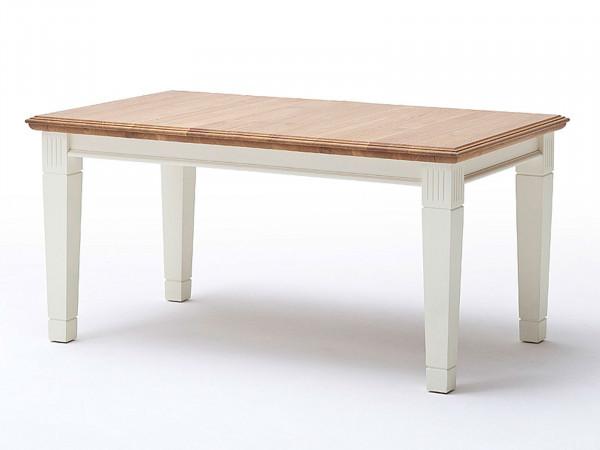 Esstisch Küchen-Tisch Padua rechteckig 140/160/180 x 95 cm Pinie Nordica massiv