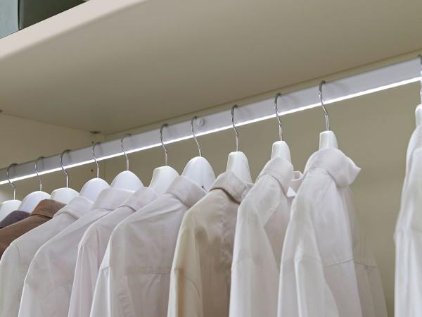 Kleiderstange klein für 1 Tür