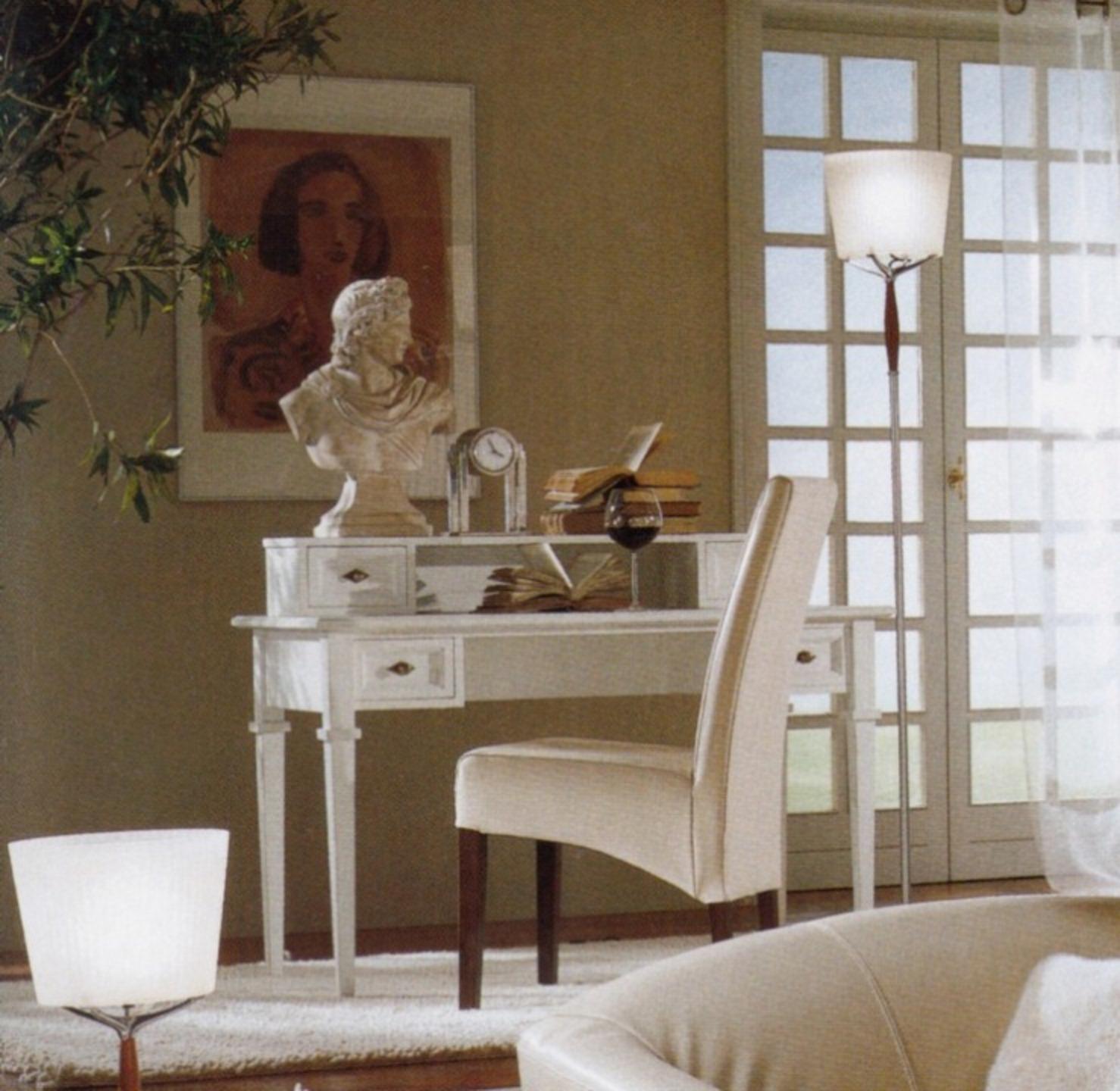 schreibtisch mit aufsatz 4 schubk sten pinie massiv breite 120 cm casamia wohnen. Black Bedroom Furniture Sets. Home Design Ideas