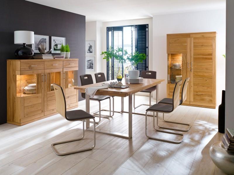 Moderne Esszimmer Aus Massivem Holz Bei Casamia Bestellen