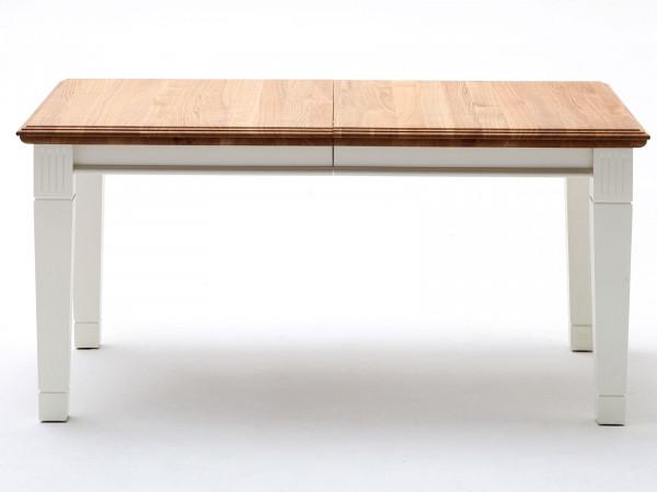 Tisch 120 X 100.Esstisch Küchen Tisch Novara 95 100 120 140 160 180 X 80 95 Cm Pinie Nordica Weiß Wildeiche Massiv