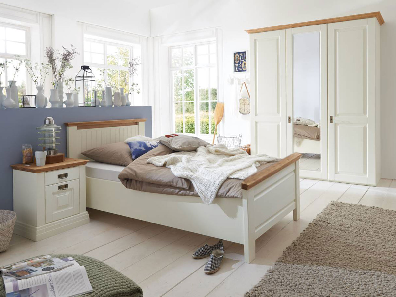 Bett Doppelbett Dreams 100 140 160 180 200 X 200 Cm Aus Pinie