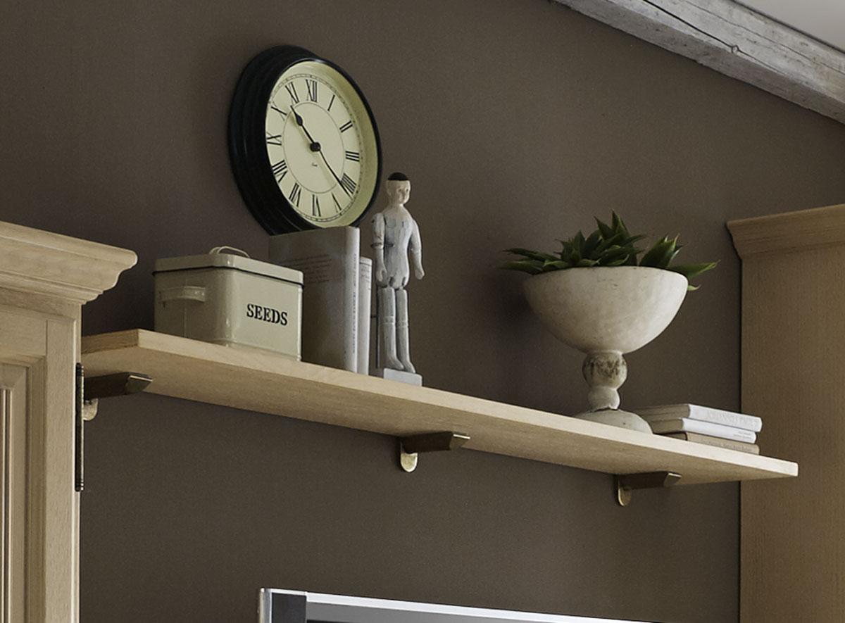 wandregal wandbord casapino 170 cm breit pinie massiv casamia wohnen. Black Bedroom Furniture Sets. Home Design Ideas