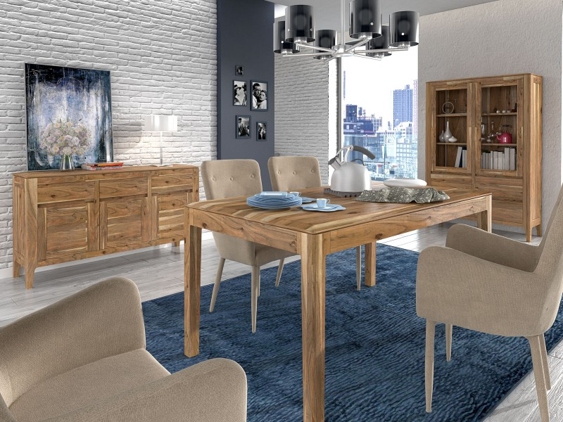 Möbel Für Esszimmer : Esszimmer aus massivem holz bei casamia bestellen casamia wohnen
