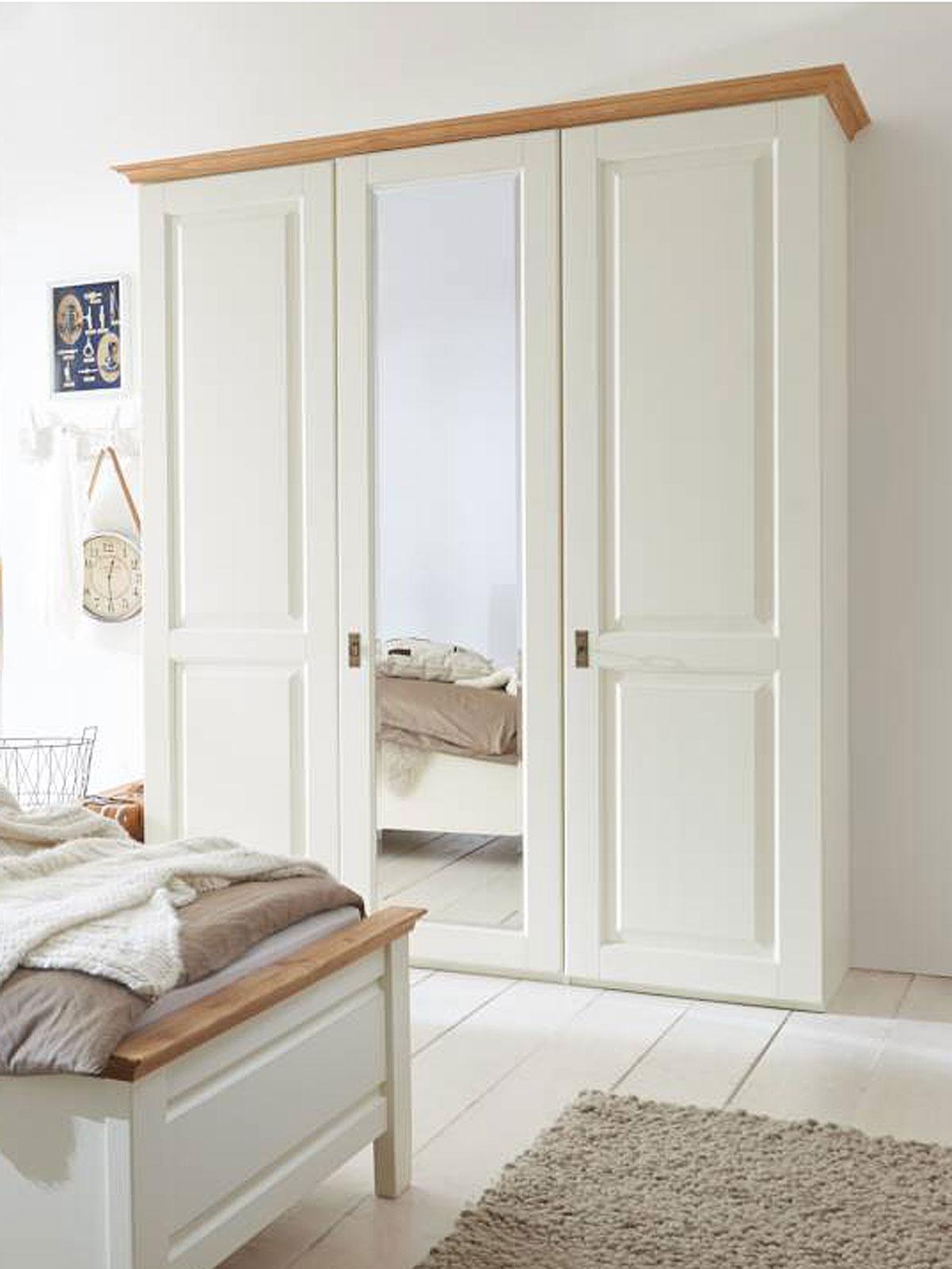 Kleiderschrank Dreams 3 4 5 6 Turig Hohe 228 Cm Mit Holz Und
