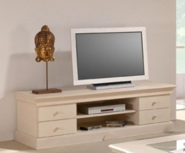 TV Lowboard TV-Konsole Terrano 4 Schübe, 1 Auszugboden