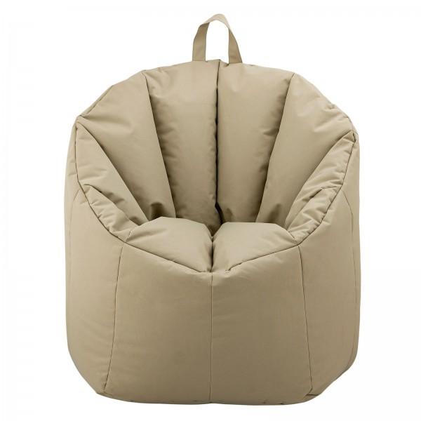 Sitzsessel Sitzsack Garten Sessel ø 60 H 70 cm Gamingsessel outdoor Bamba sehr formstabil pflegeleic