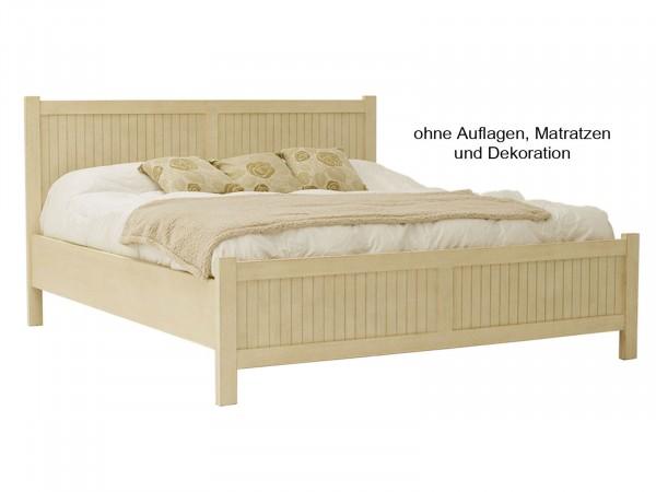 Doppel-Bett Casabella 160/180/200 x 200 cm, Pinie massiv