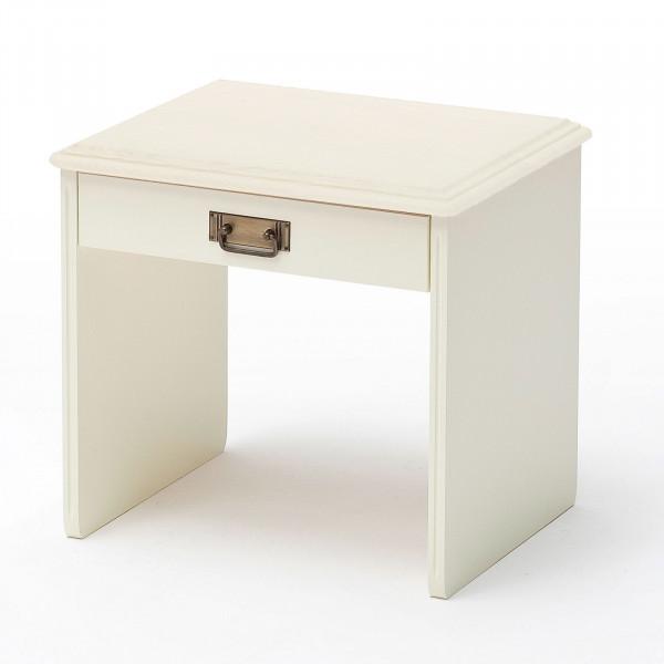 Beistelltisch Satz-Tisch Padua B 49/57/65 x H 45/50/55 x T 40 cm Pinie Nordica massiv
