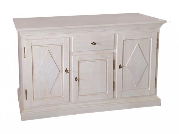 Anrichte Sideboard Grande Holzfront, 3 Türen und 1 Schublade Ausstellung