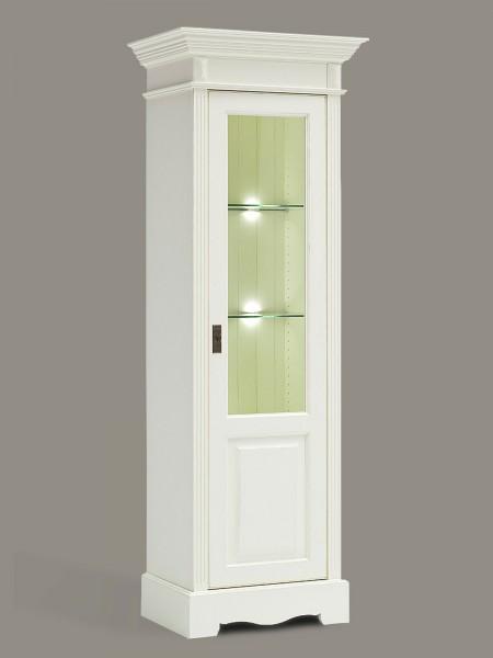 Vitrine Padua Holz/Glastür