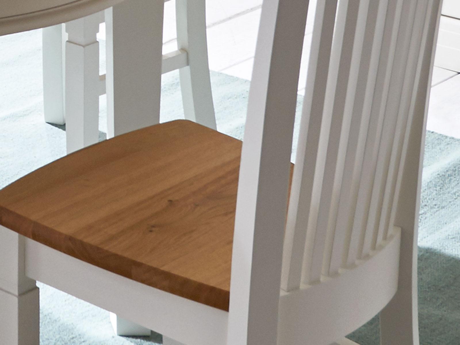 Esszimmer Sitzgruppe Olbia Esstisch 160180 cm 4 Stühle 2