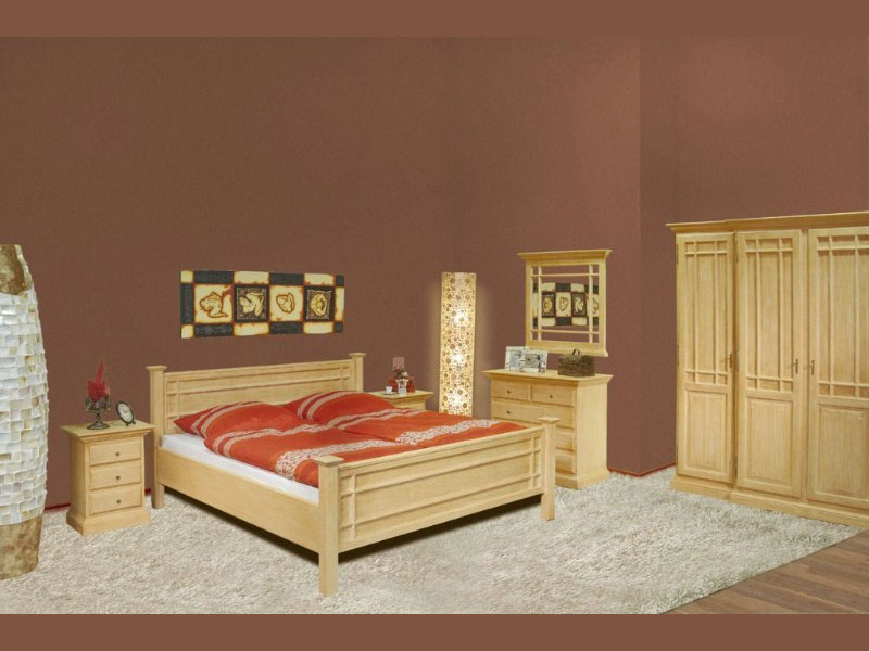 bett massivholz 140 160 180 200 x 200 cm duett pinie massiv casamia wohnen. Black Bedroom Furniture Sets. Home Design Ideas