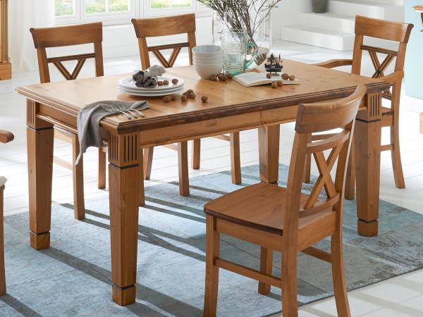 Esstisch Tisch Florenz 140/160/180 x 95 cm mit/ohne Auszug